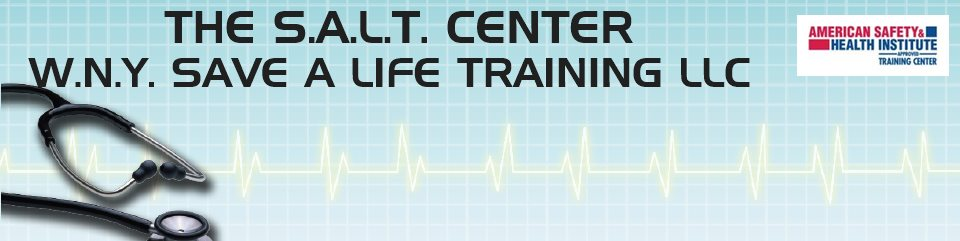 THE S.A.L.T. CENTER - Efficient,Effective Health and Safety Training